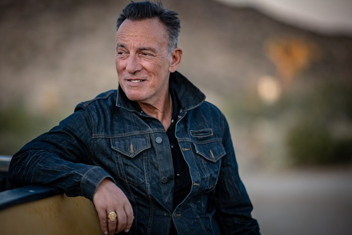 "Bruce Springsteen ""Western Stars"""