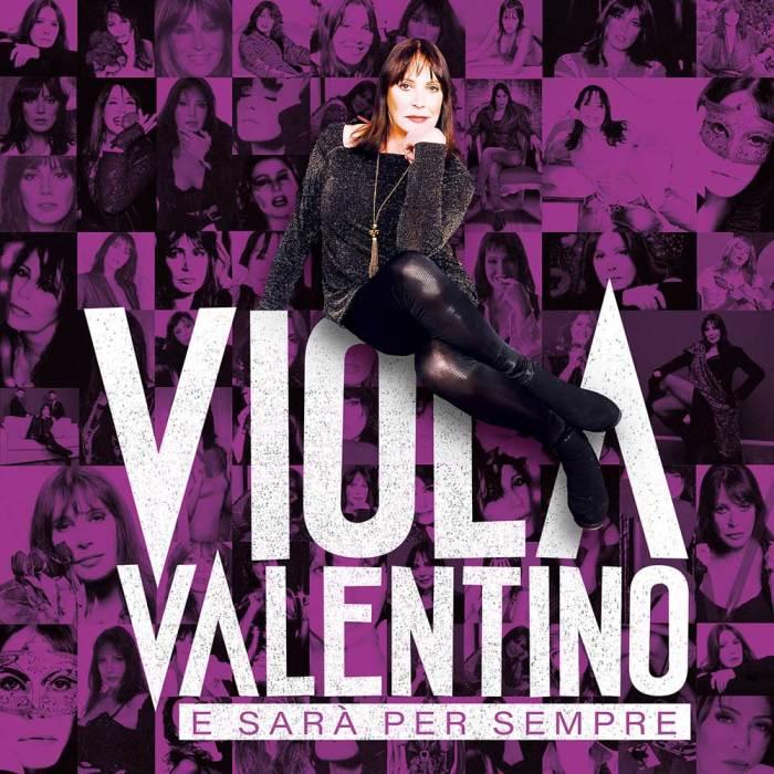 "Viola Valentino copertina ""E Sarà Per Sempre"""