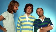 Reunion Genesis e tour da novembre