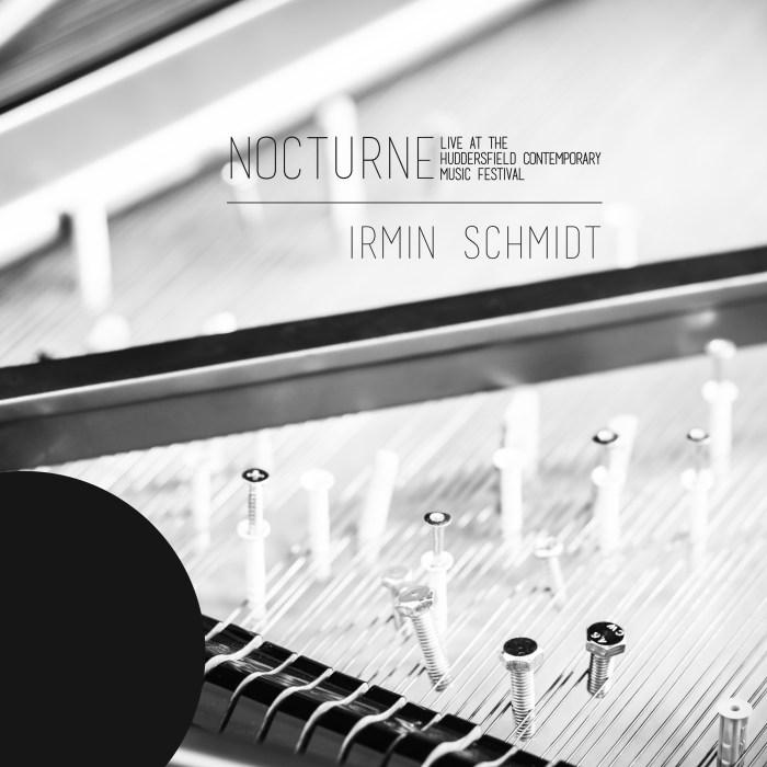 """Irmin Schmidt copertina album """"Nocturne"""""""