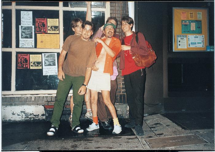 Pavement Matador Records