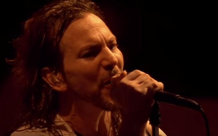 Pearl Jam #immagineincornice Italia Pistoia 2006