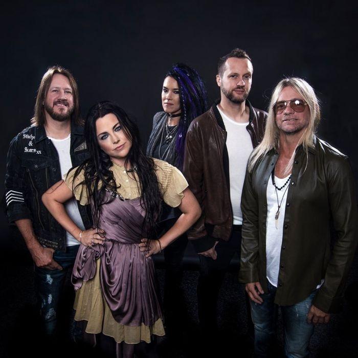 Evanescence e Within Temptation concerto Milano 29 settembre