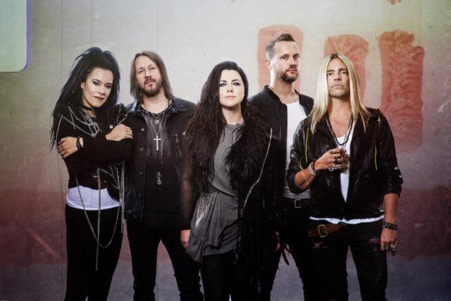 Evanescence - Foto di P.R. Brown