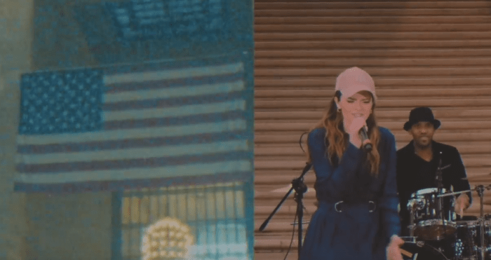 "Francesca Michielin video ""Monolocale"""