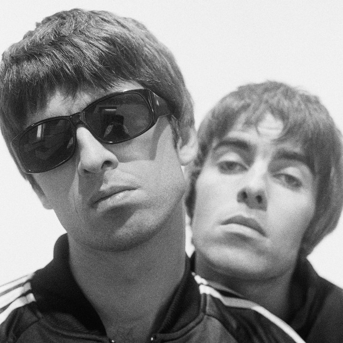 """Oasis canzone """"Don't Stop"""""""