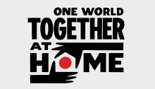 diretta streaming One World Together At Home