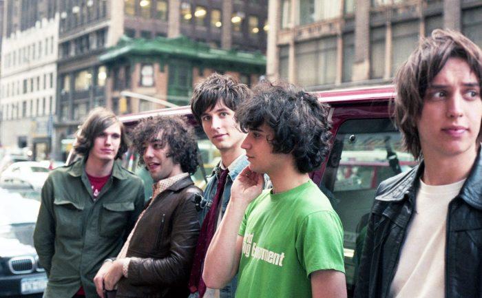 The Strokes 2001