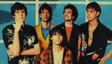 "The Strokes ascolta nuovo album ""The New Abnormal"""