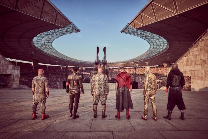 Rammstein 13 luglio 2021 Torino