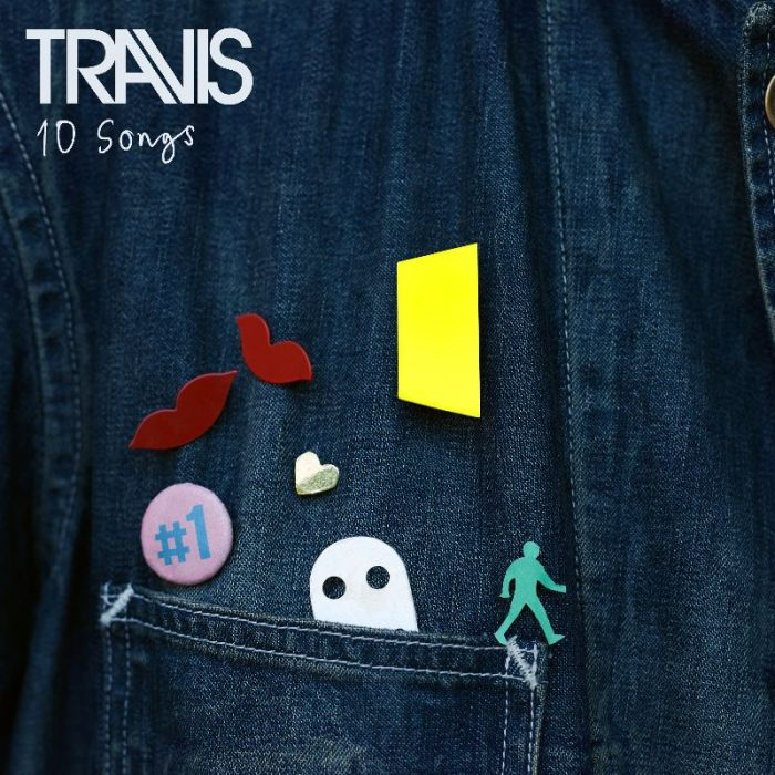 "Travis copertina ""10 songs"""