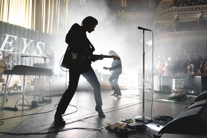 Arctic Monkeys - Foto di Andy Paradise