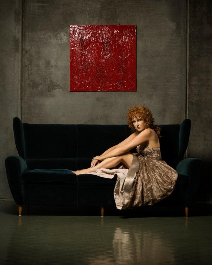 Fiorella Mannoia - Foto di Francesco Scipioni
