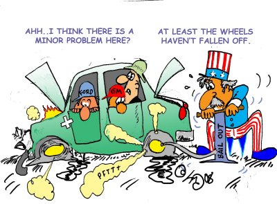 Cartoon by The Rag Blog's Charlie Loving