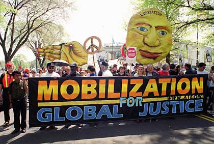 The Global Justice Movement mobilized unprecedented numbers of people from all corners of the world against capitalism