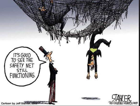 extreme poverty safety net