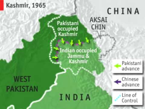 why is kashmir so important