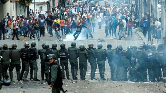 what is happening in venezuela