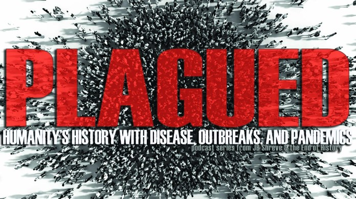 history with disease history of pandemic history of outbreaks history of pestilence