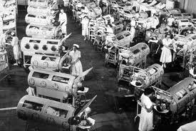 iron lung polio timeline