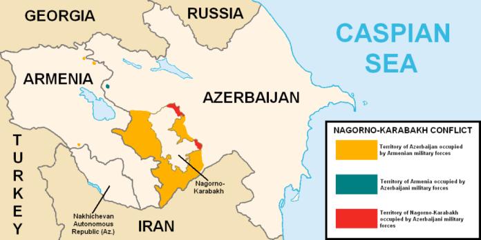 September 28, 2020, daily update Nagorno-Karabakh