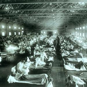 Imagen cortesía del Museo Nacional de la Salud y Medicina, Instituto de las Fuerzas Armadas de Patología, Washington, DC, Estados Unidos