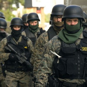 SWAT Team - Oregon Department Of Transportation