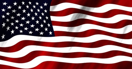 American Flag - Proud To Be An American - Public Domain