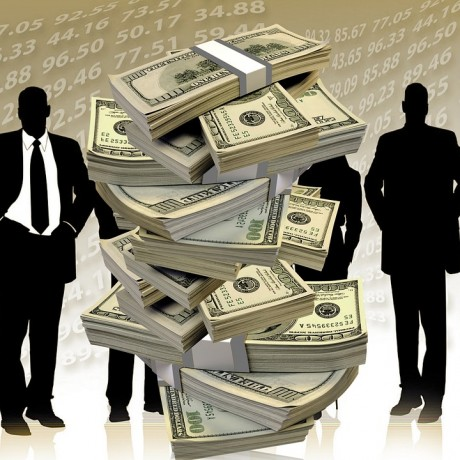 Wealthy - Public Domain