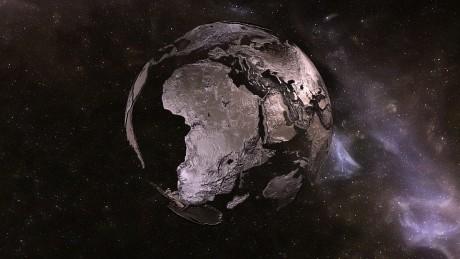 Dark Planet - Public Domain