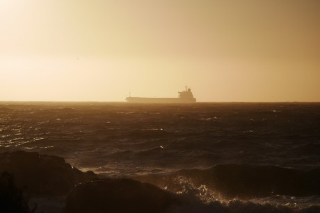 Cargo Ship - Public Domain