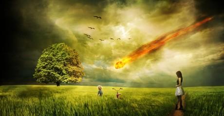 Meteor Impact - Public Domain