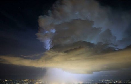 CERN Cloud Formation 2 - YouTube Screenshot