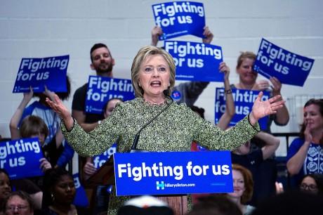 Hillary Clinton Health Failing - Photo by Nathania Johnson