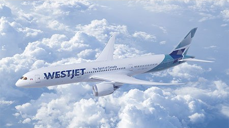 Bid for Return tickets for 2, for any Westjet destination, plus additional land/hotel vouchers for the trip; Value $3000