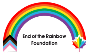 End of the rainbow foundation logo