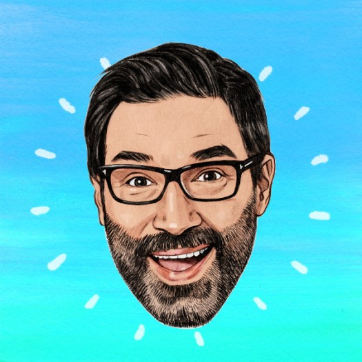 Image result for adam buxton podcast