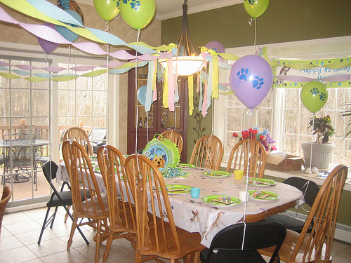 Birthday Party Game Ideas photo