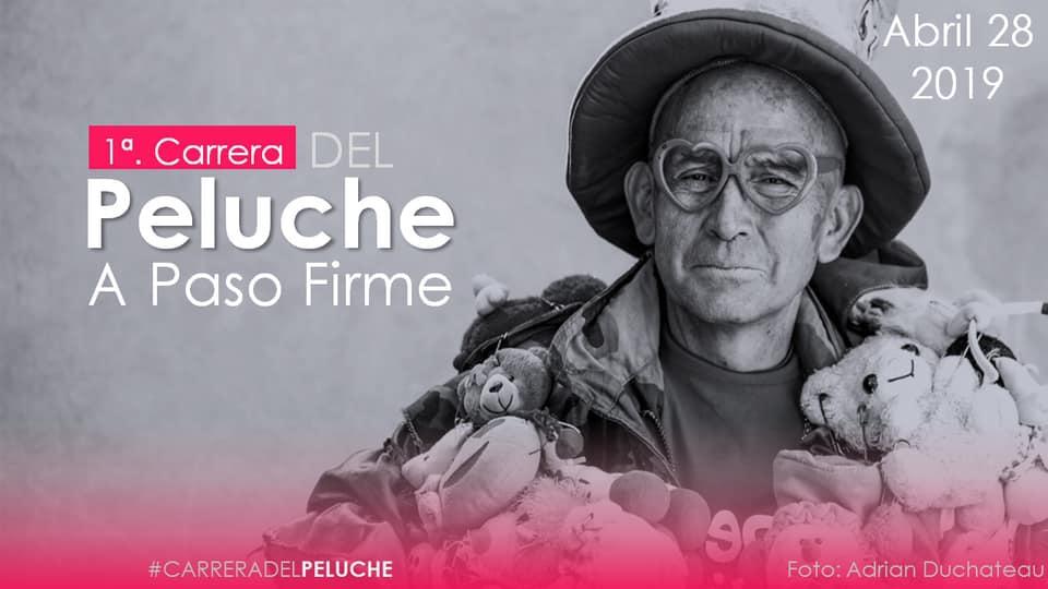 Carrera del Peluche a paso firme 2019