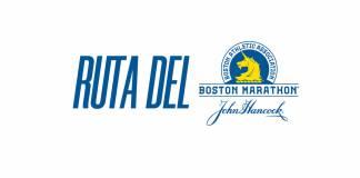 Ruta del Maratón de Bostón