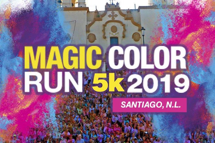 MAGIC COLOR RUN 5K