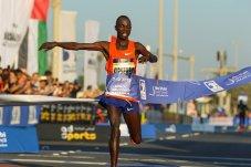 Marius Kipserem, ADNOC Abu Dhabi Marathon 2018 winner (2)