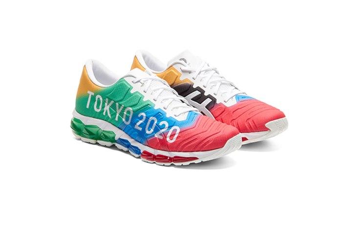 Llegan los tenis asics de los Juegos Olímpicos de Tokio 2020