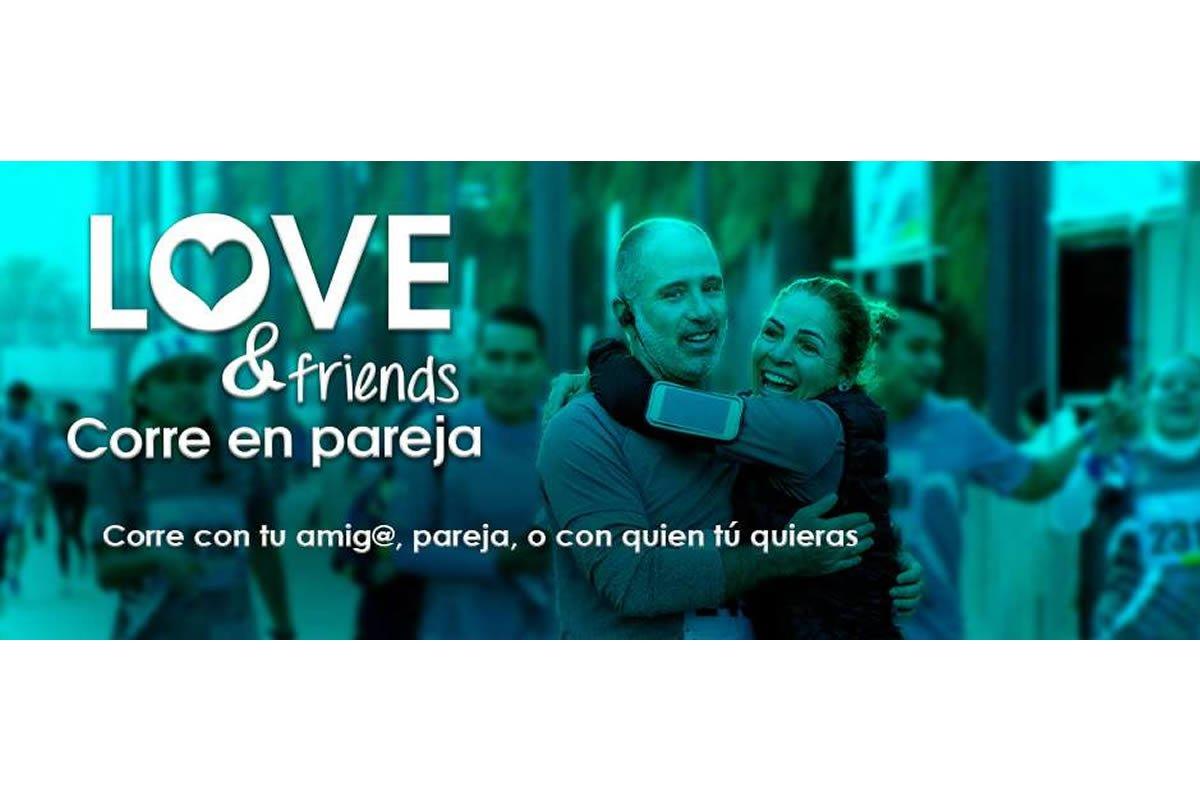 Carrera Love & Friends 2020