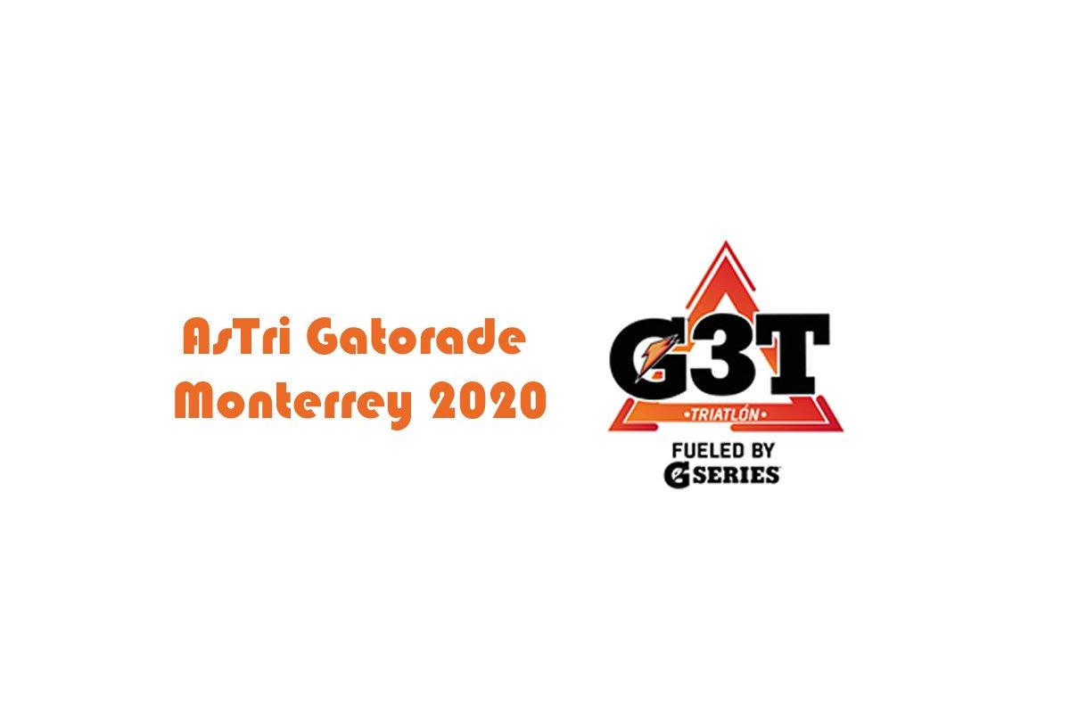 AsTri Gatorade Monterrey 2020