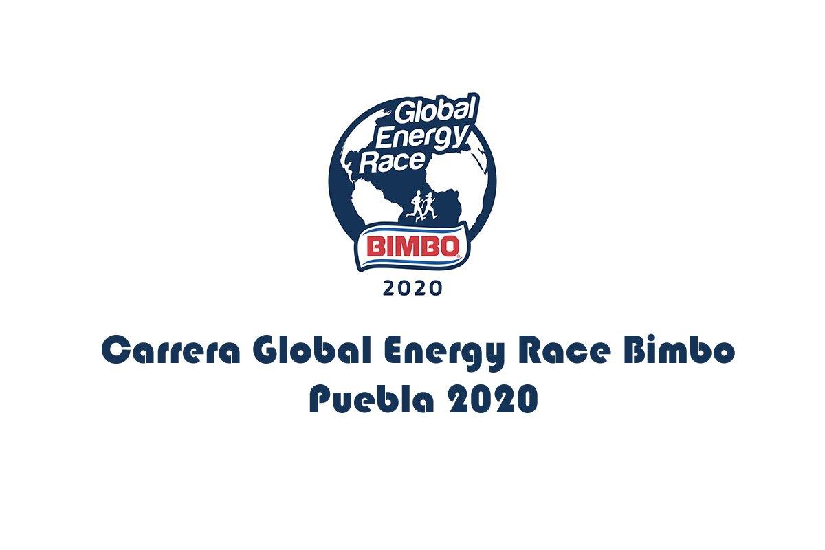 Carrera Global Energy Race Bimbo Puebla 2020