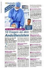 Статья в Neue Post Nr 9