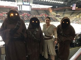 Endor Base at the Fresno Monsters 2019