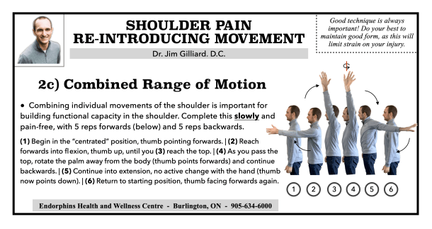 2C Combined Shoulder Movement