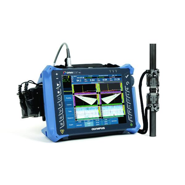 COBRA scanner til kombination med phased array til svejse inspektion
